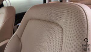 Marcedes Benz V klasse Detailing wnętrza
