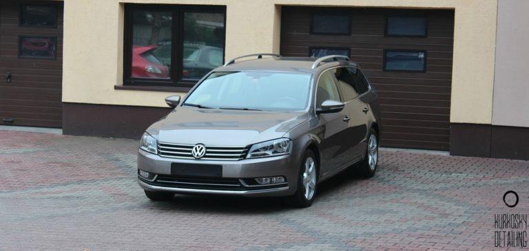 Volkswagen Passat powłoka ceramiczna