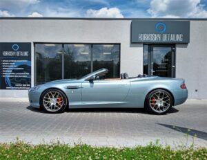 Aston Martin powłoka ceramiczna