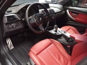 Odświeżenie wnętrza samochodu