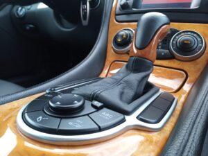 detailing wnętrza pojazdu